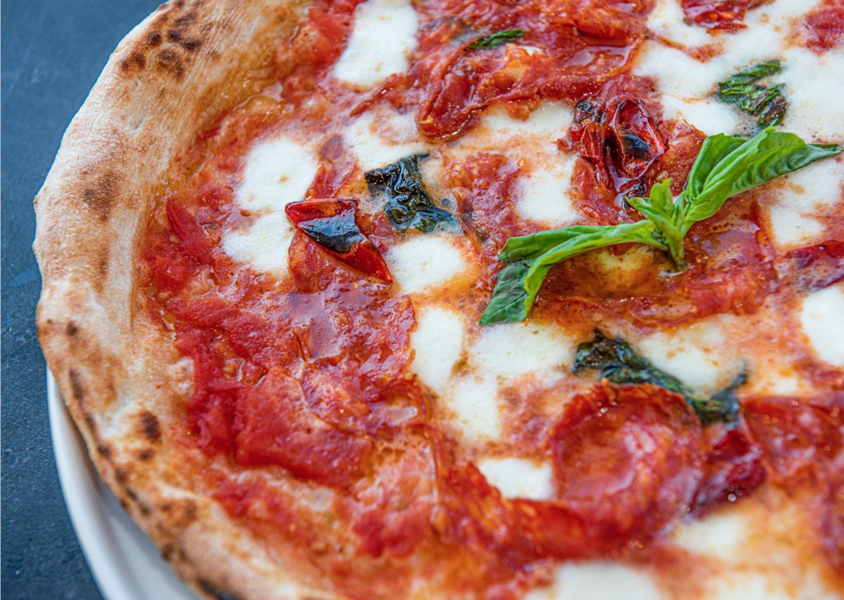 Diavola Wood Fire Pizza